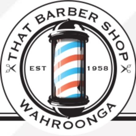 That barber shop in wahroonga